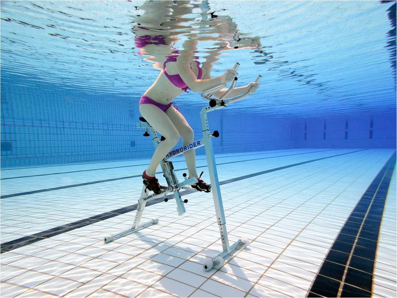 Water-Friendly Workout Bikes