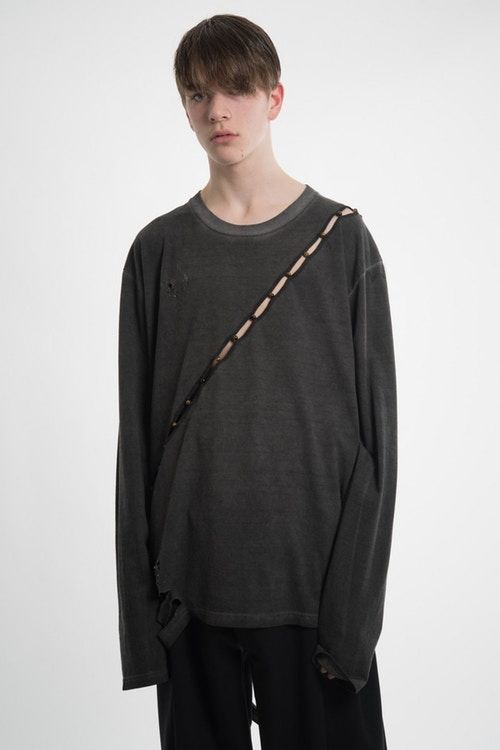 Macabre-Themed Menswear