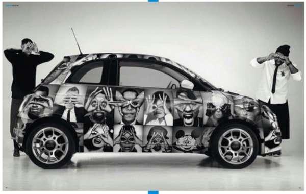 Designer Duo Autos