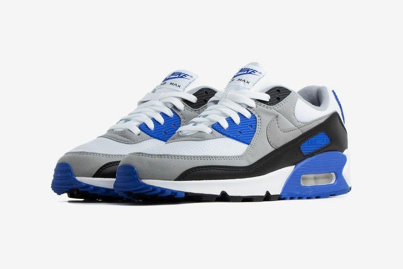 Rich Blue Cozy Sneakers