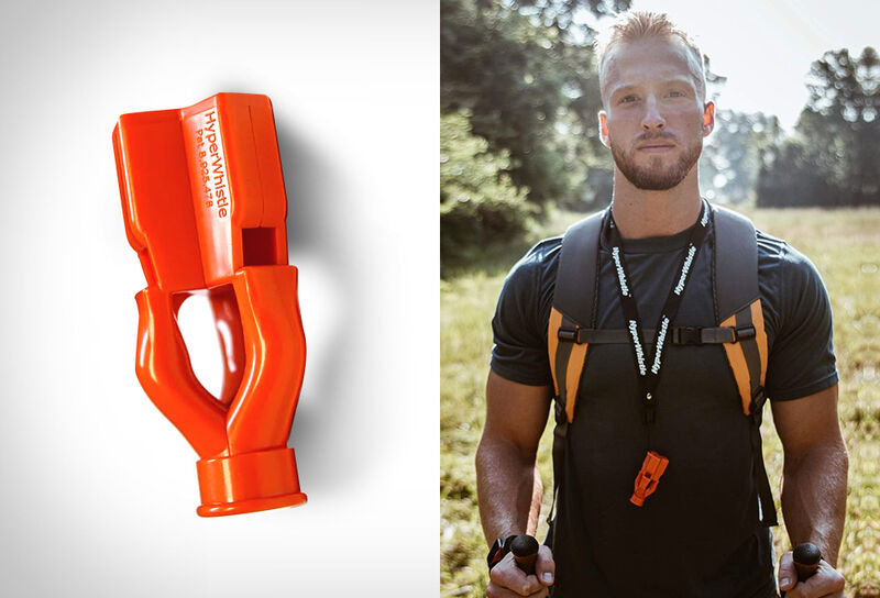 Ultra-Loud Outdoor Safety Whistles
