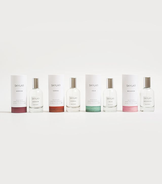 Hypoallergenic Natural Fragrances