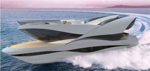 Double-Decker Party Yachts