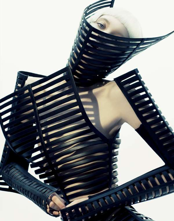 Fierce Cage Couture