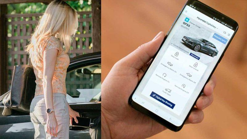 Virtual Smartphone Vehicle Keys