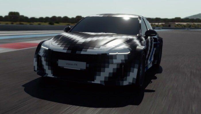 High-Performance Hydrogen Vehicles