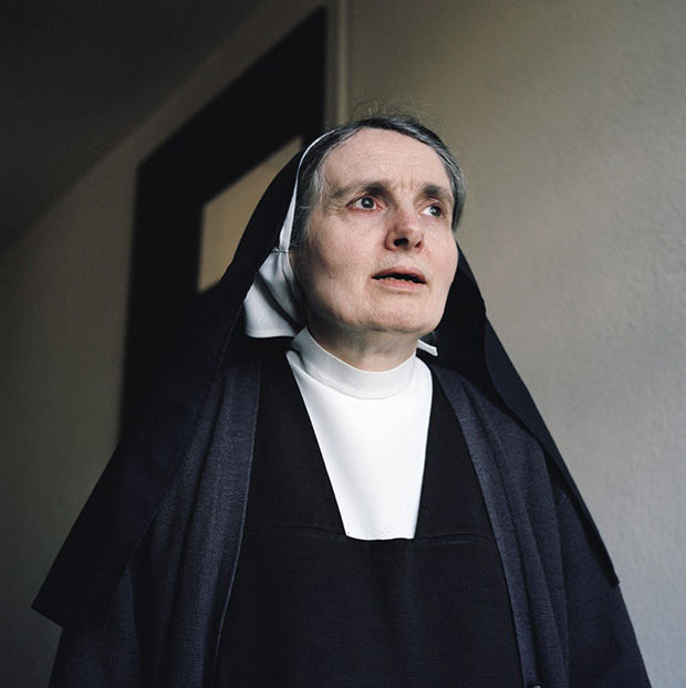 Silent Nun Photography