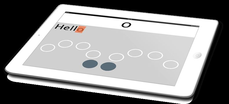 Braille-Friendly Tablet Apps