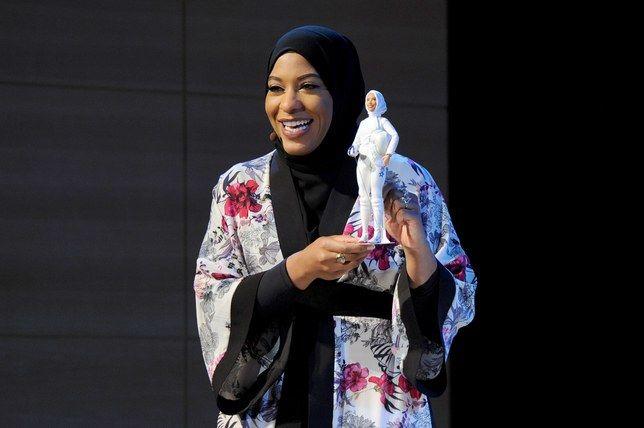 Hijab-Wearing Barbies