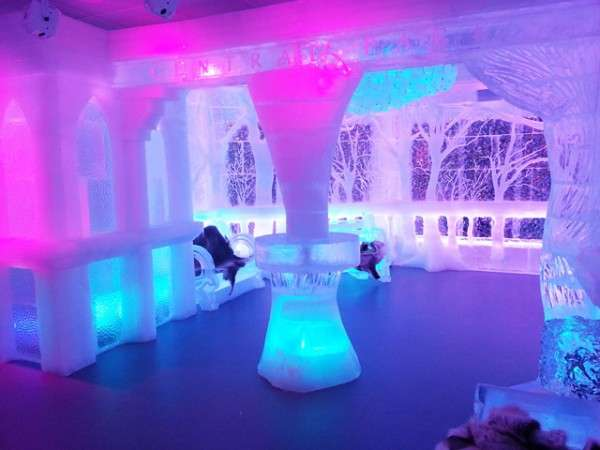 Chilly Ice Made Bars Ice Bar