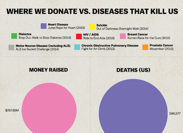 Critical Fundraising Infographics