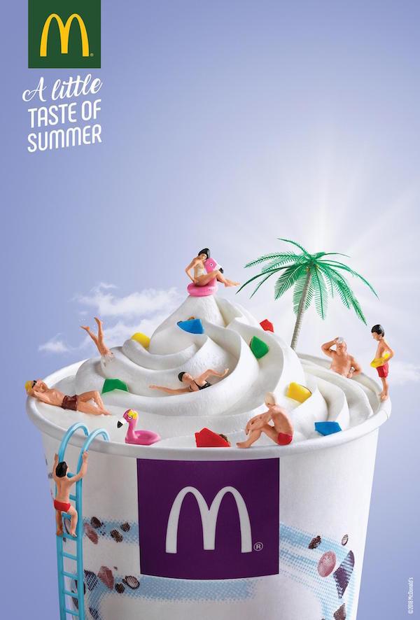 Summer-Ready Ice Cream Ads