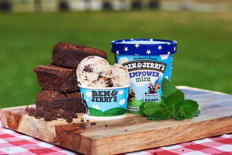 Political Ice Cream Campaigns