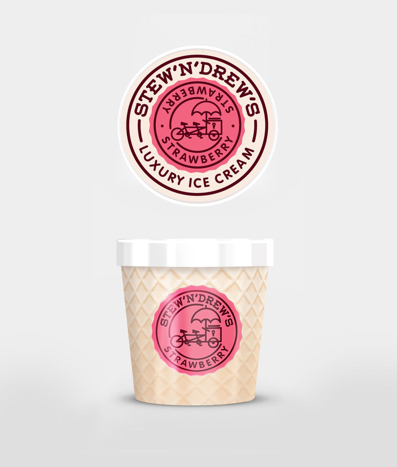 Conical Ice Cream Packaging