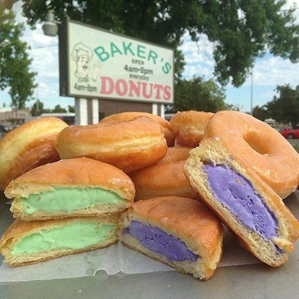 Ice Cream Donuts