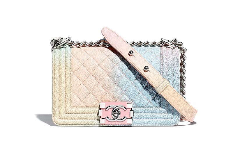 Ice Cream-Hued Bags