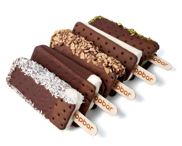 Ice Cream Sandwich Sticks