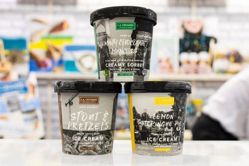 Artisanal Ice Cream Start-Ups