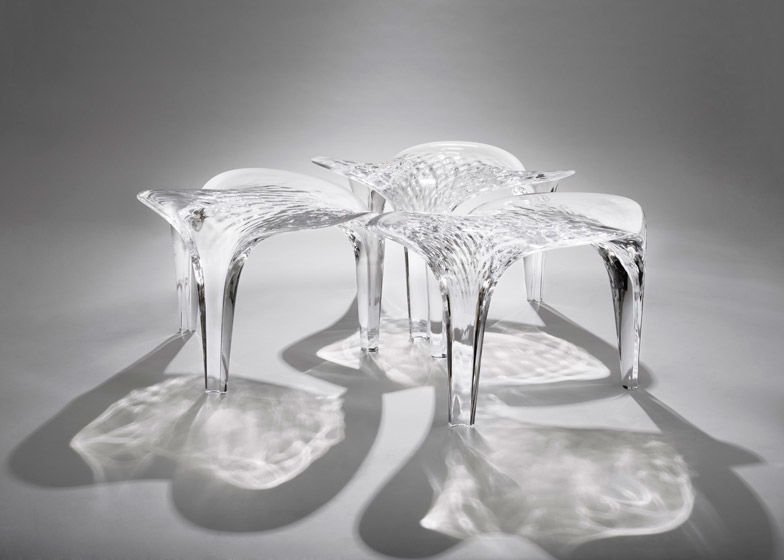 Ice Cube-Inspired Seats
