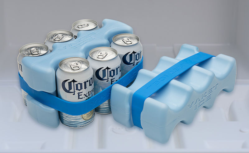 Contoured Beverage Ice Packs