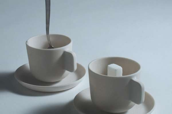 Practical Teacup Pedestals