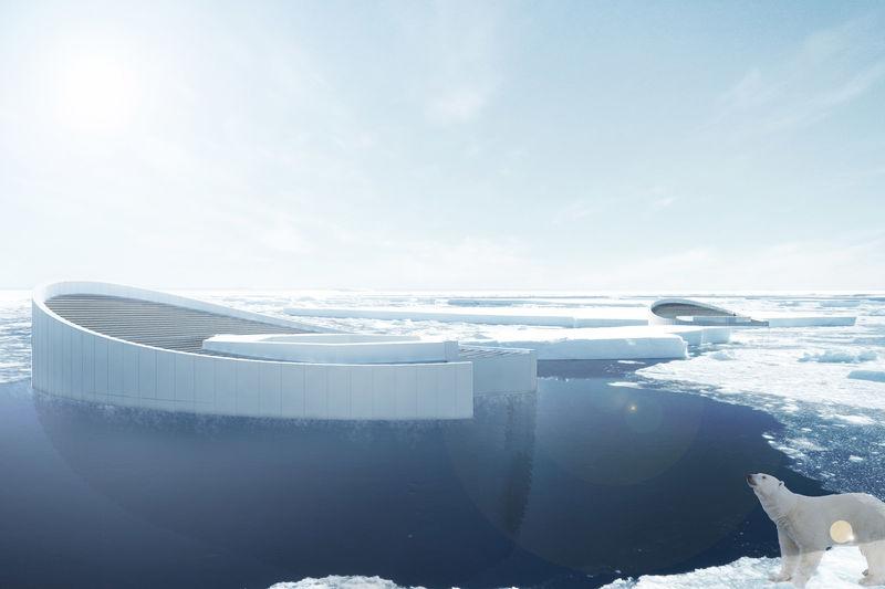 Iceberg-Making Submarines