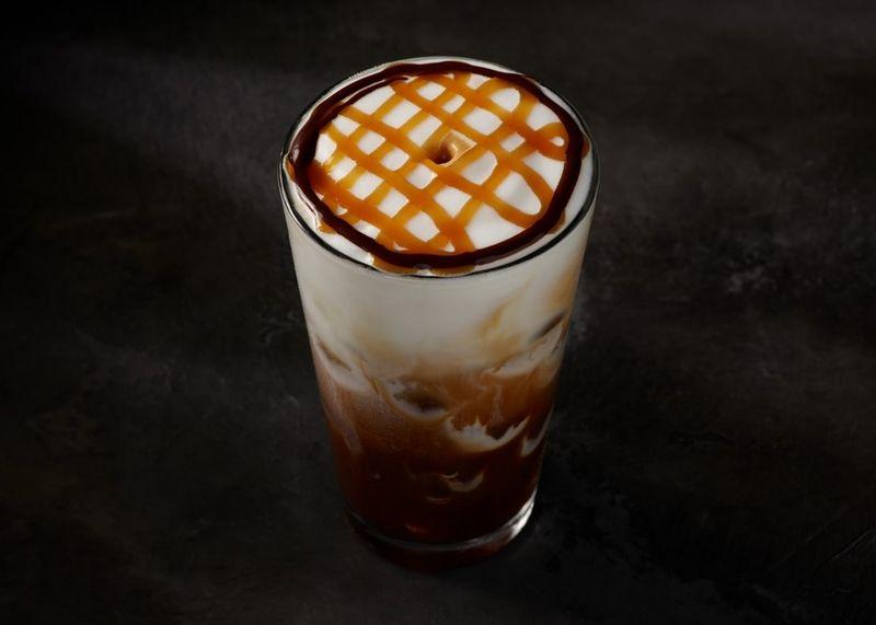 Egg White Foam Coffees