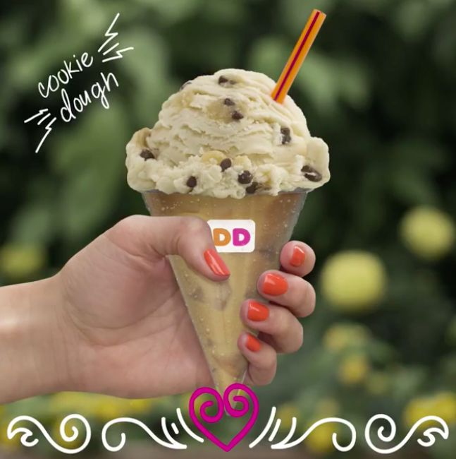 Cookie-Flavored Iced Coffees