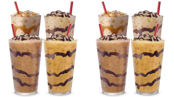 Caffeinated Shake Desserts
