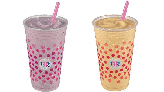 Blended Frozen Tea Drinks