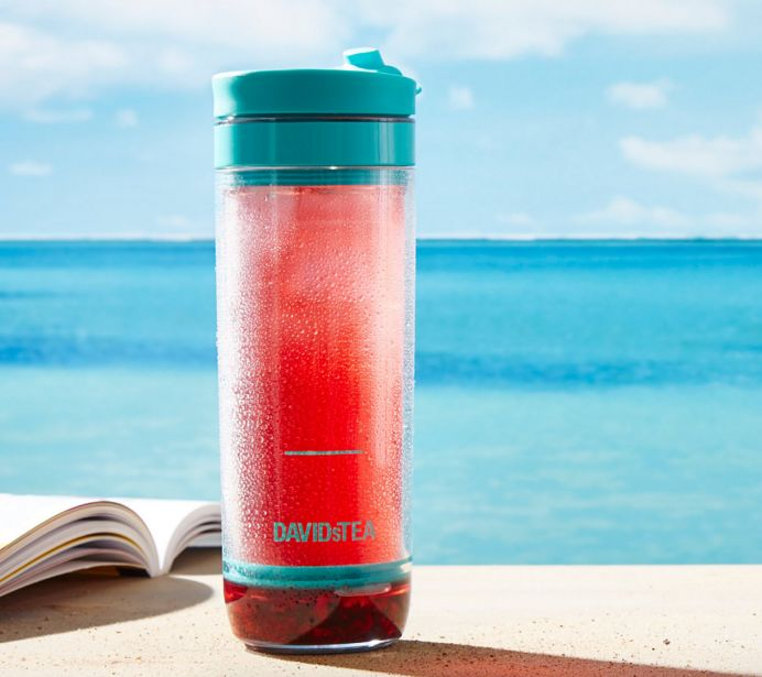 Iced Tea Travel Mugs