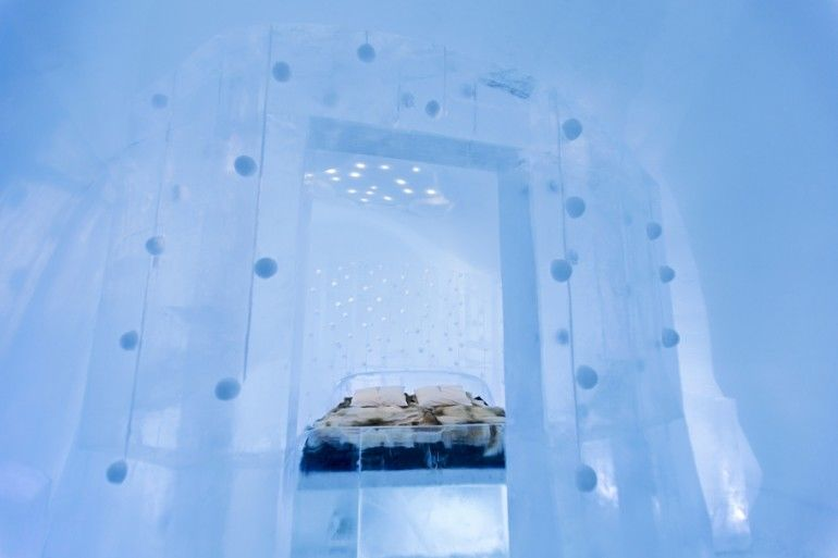 Icy Nordic Hotels