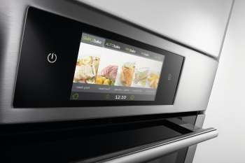 Touchscreen Stoves