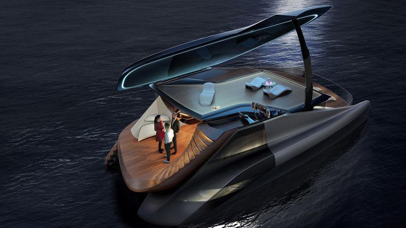 Grand Piano-Inspired Yachts