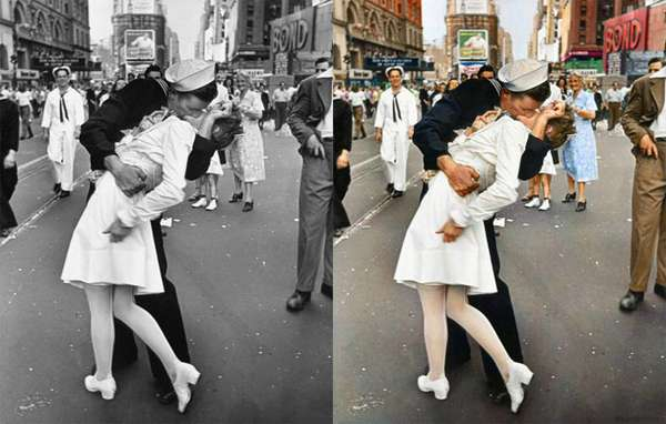 Transformed iconic images