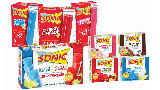 Fast Food-Branded Popsicles