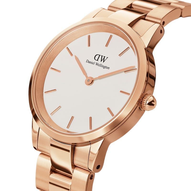 Modern Stainless Steel Timepieces