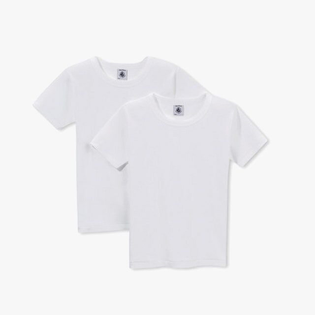 Iconic Staple White Tees
