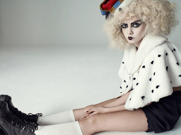 Clown Couture Editorials