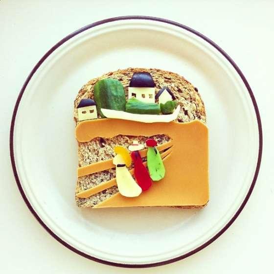 Bold Breakfast Artistry