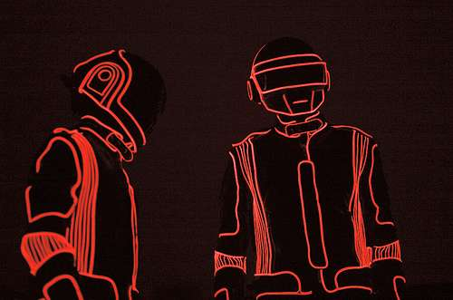 Daft Punk Yourself