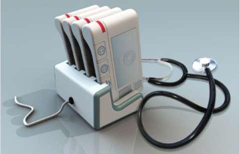 Hospital-Ready Handsets