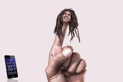 Musician Finger Puppet Ads