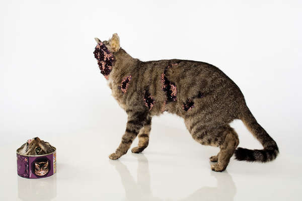 Grotesque Taxidermy Sculptures Idiots Art Collective