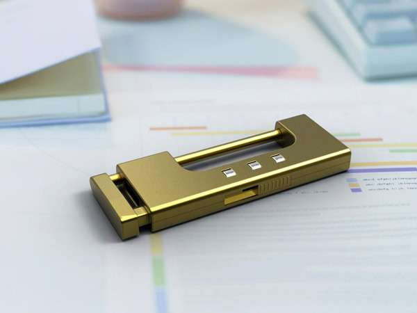 Protected Flash Drives