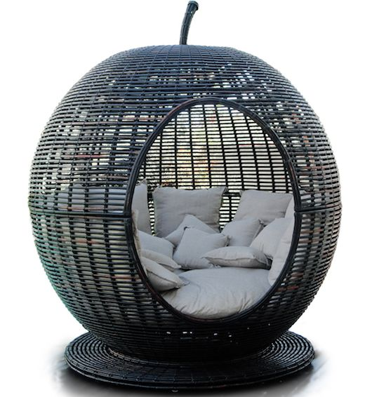 Fruit-Shaped Patio Furniture