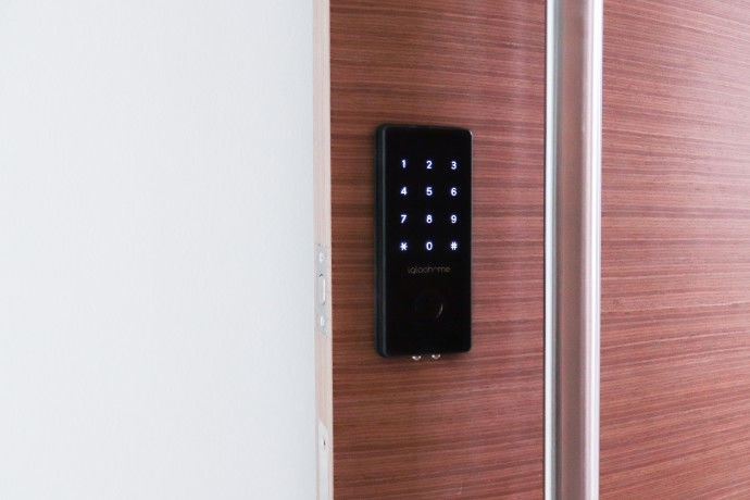Intuitively Connected Door Locks Igloohome Smart Deadbolt 2s