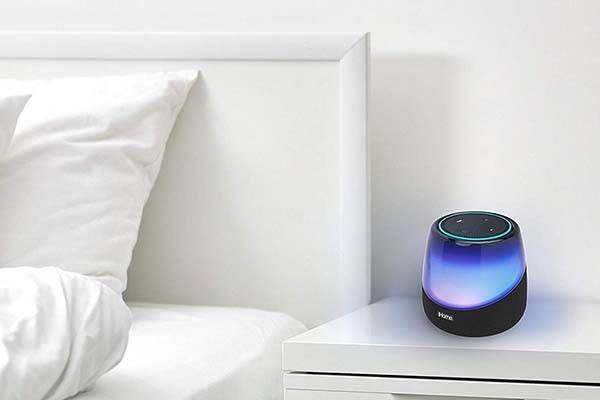 Mood Lighting Smart Speakers
