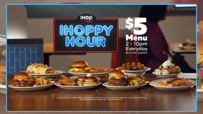 Happy Hour Meal Menus
