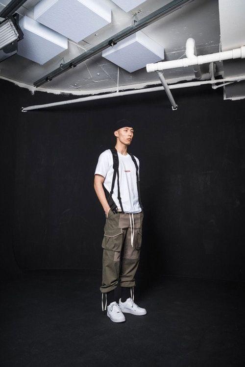 Korean Military-Inspired Streetwear